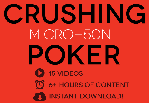 beating micro stakes poker videos