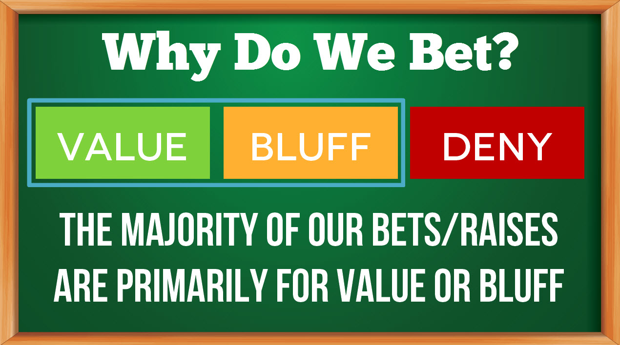 betting reasons