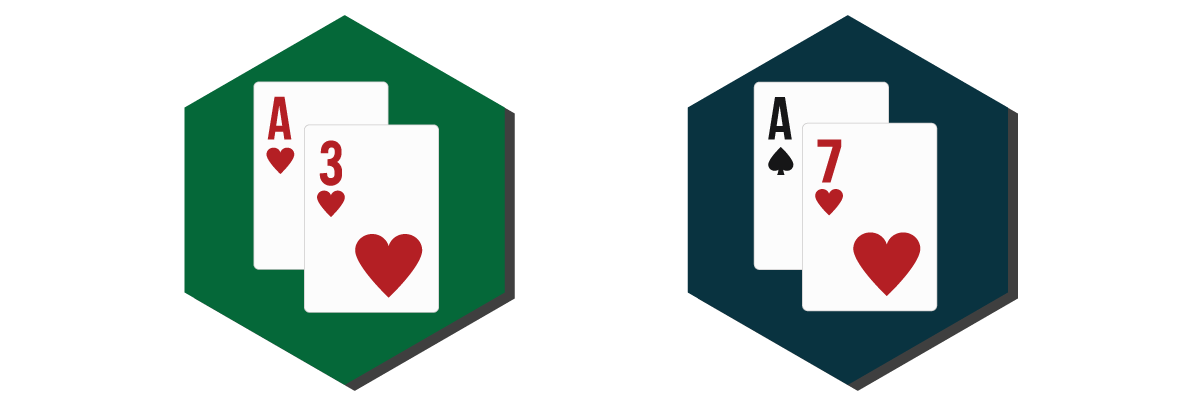 Different Aces